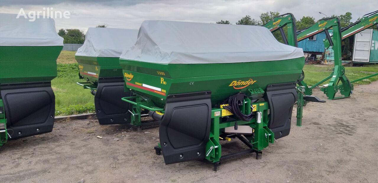 new Donder DONDER CGSA mounted fertilizer spreader