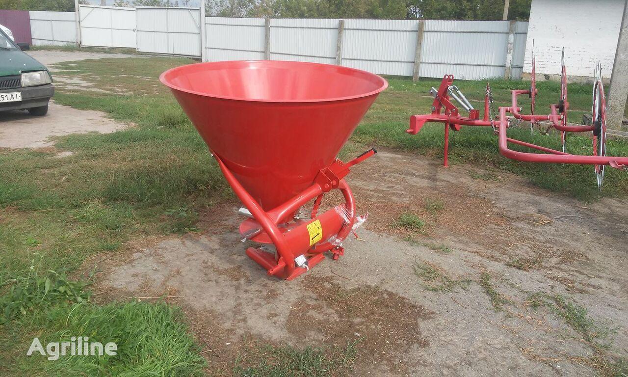 new woprol mounted fertilizer spreader
