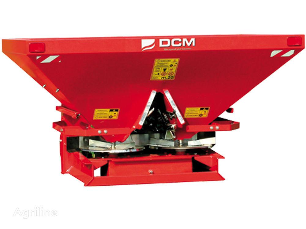 new DCM CA mounted fertilizer spreader