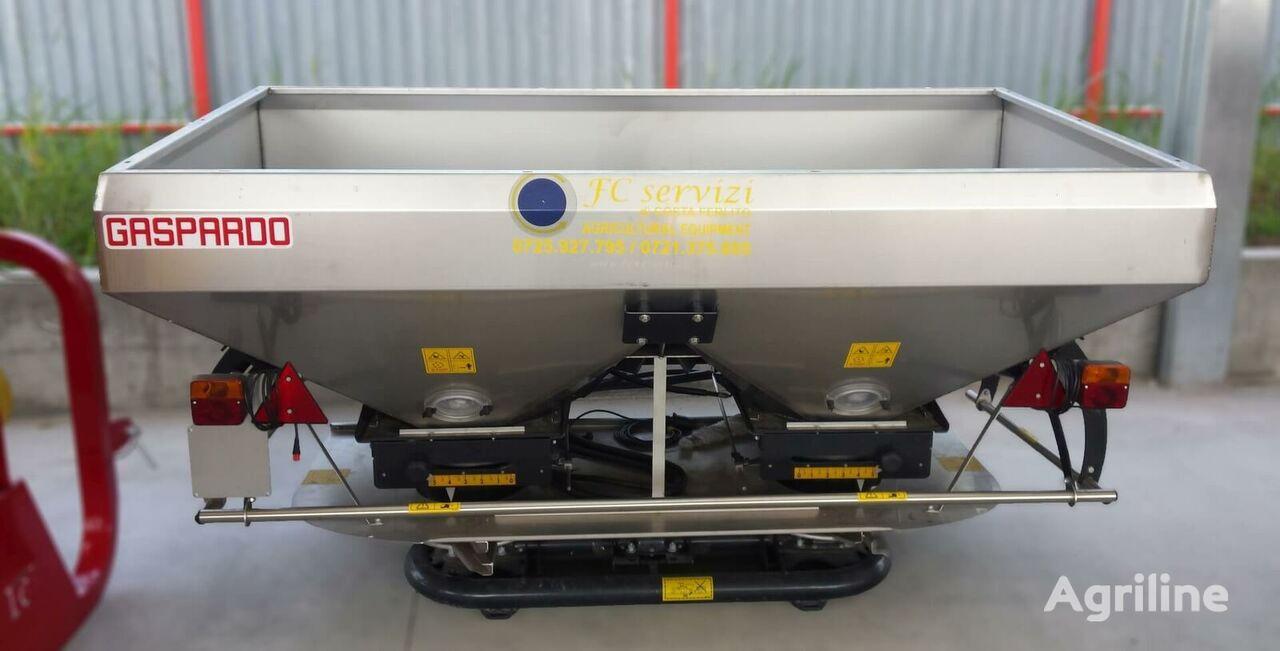 new GASPARDO Fertilizator centrifug cu disc dublu model Zeno 32 , versiune in mounted fertilizer spreader