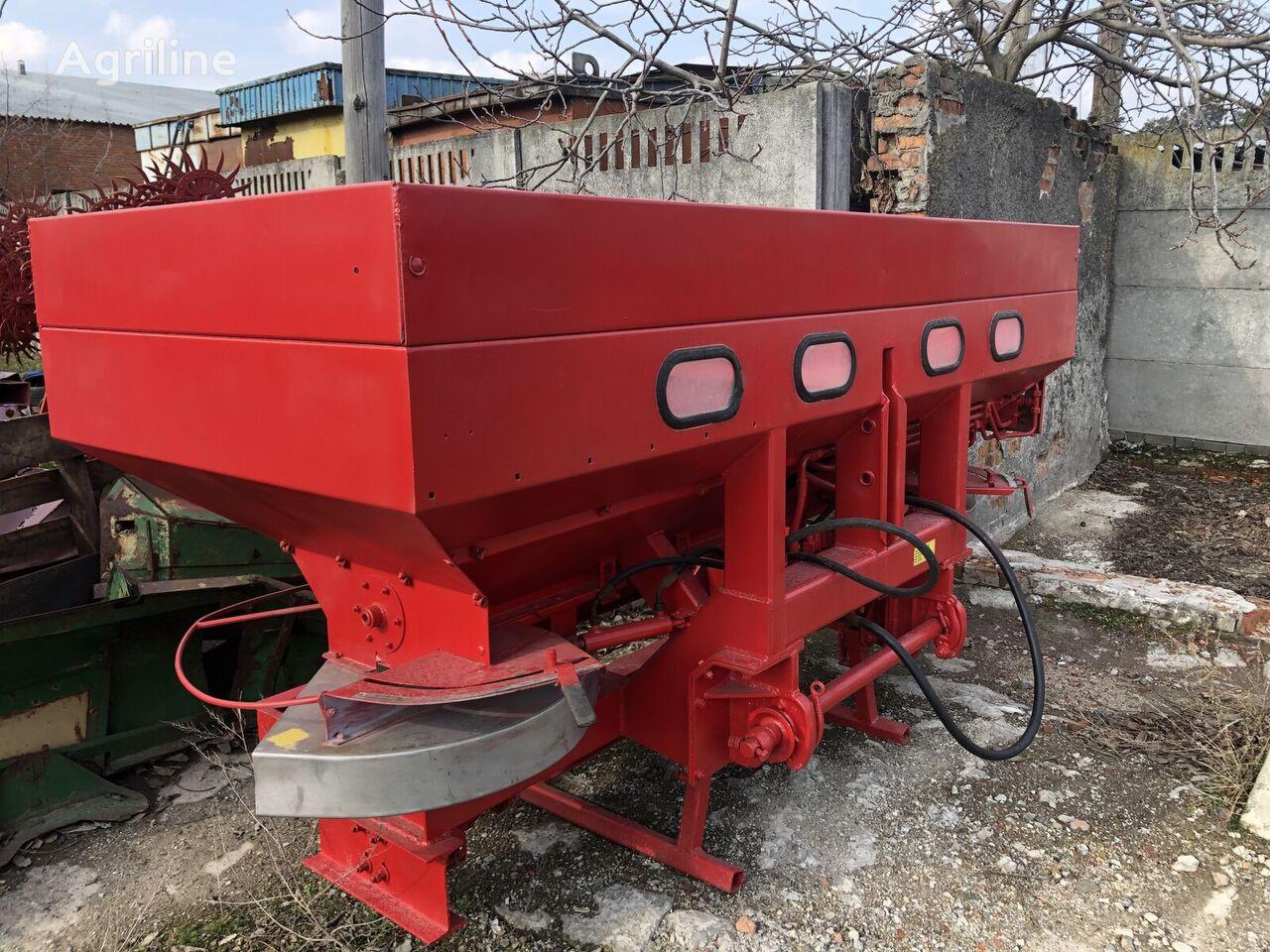 KUHN Precis-K 2500 kg zagruzka mounted fertilizer spreader