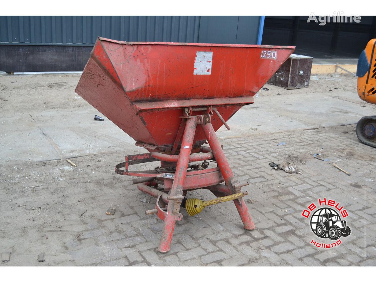 LELY 1250 mounted fertilizer spreader