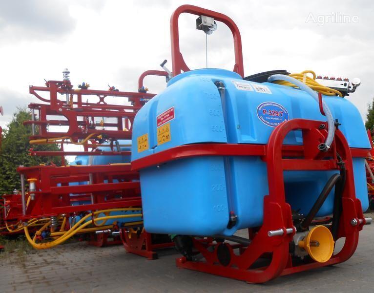 new BIARDZKI Feldspritze/ Sprayer/ Opryskiwacz zawieszany mounted sprayer