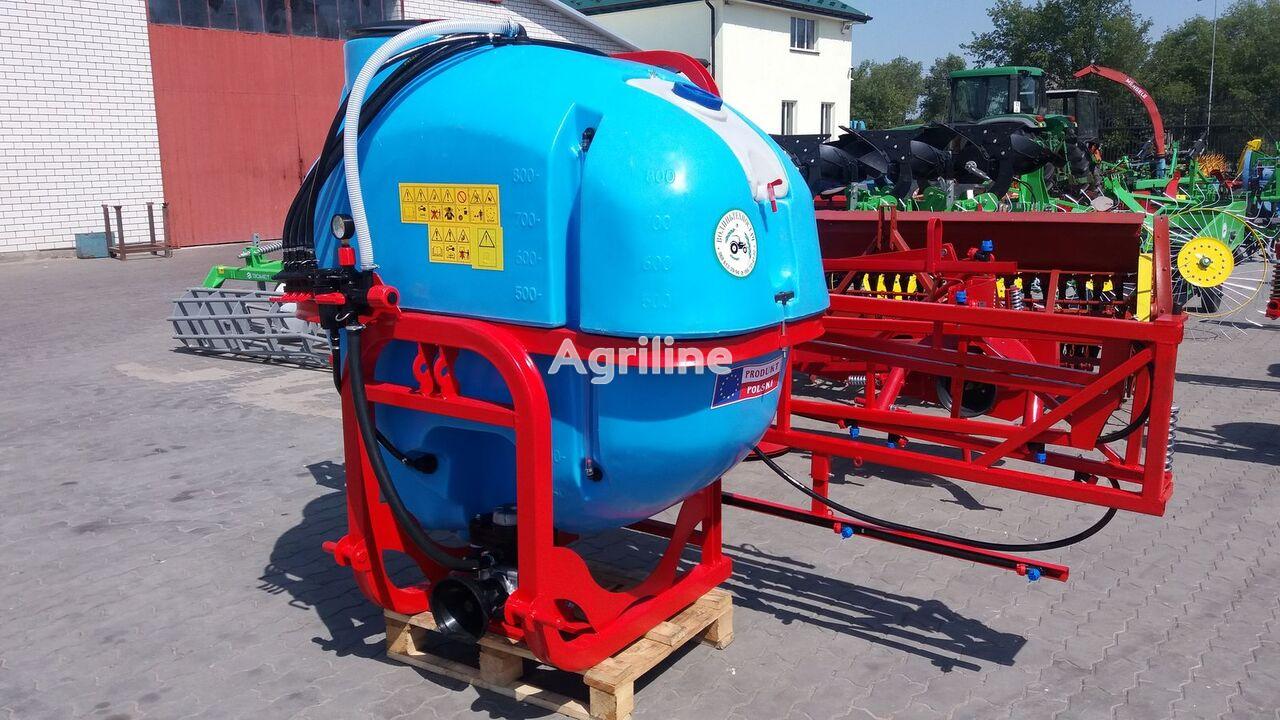 Jar-Met 800l, 14-16m mounted sprayer