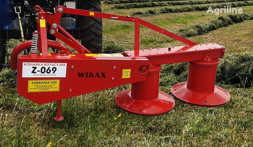 new WIRAX mower