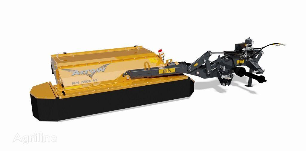 new ELHO KOSILKA NM 2800 VC (s plyushchilkoy) mower-conditioner