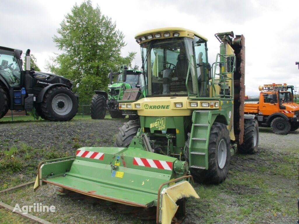 KRONE Big M 400 mower-conditioner
