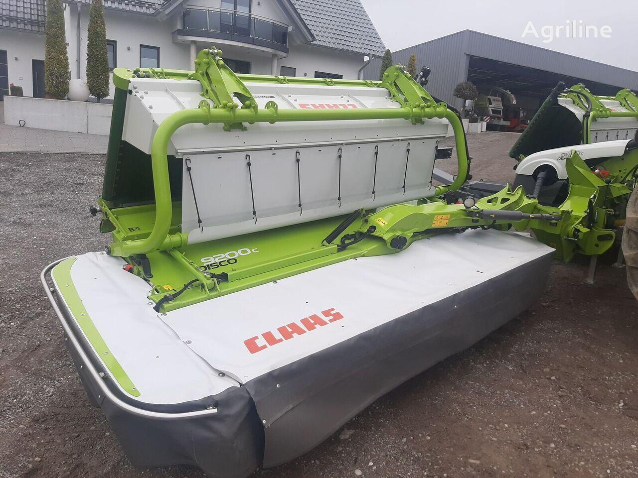CLAAS Disco 9200 C AS mower