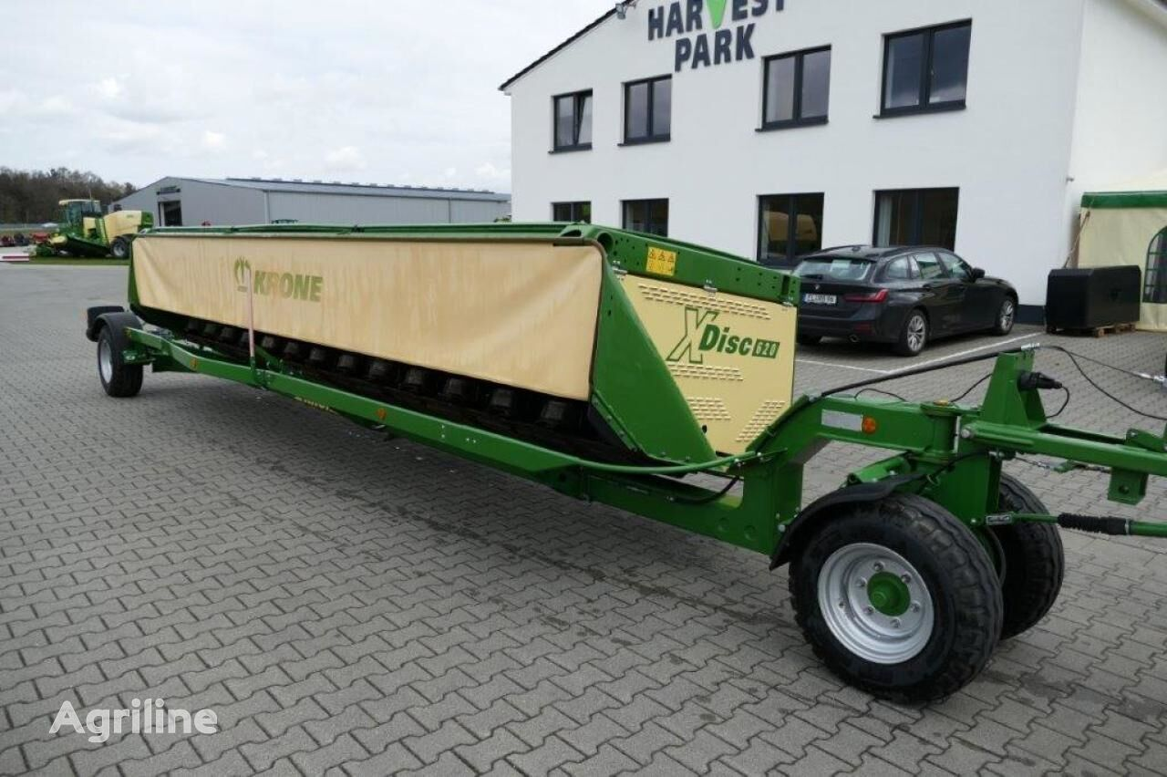 KRONE X-Disc 620 mower
