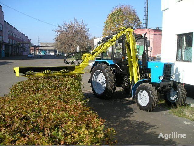 new MTZ KRD 1.5 mower