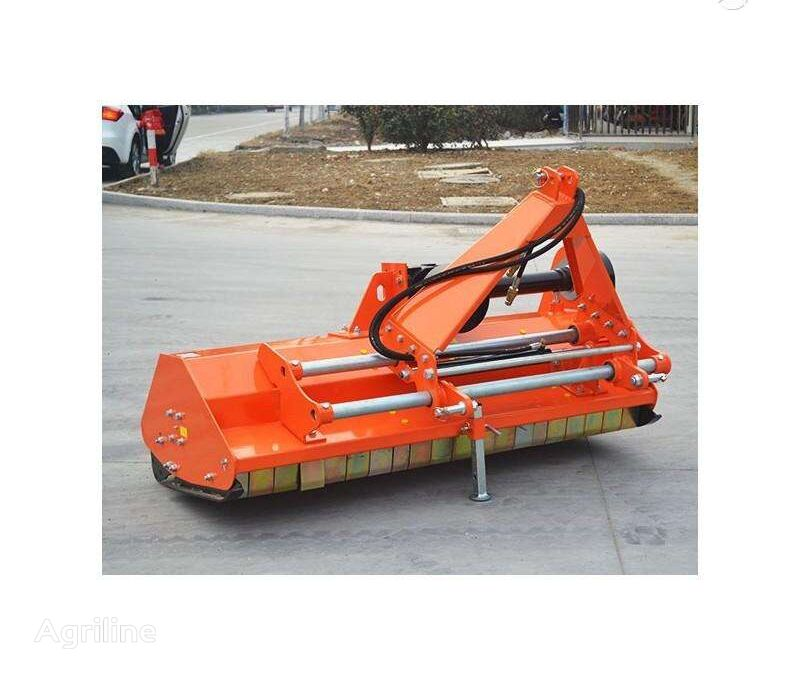 new Mateng EFH-135 mower