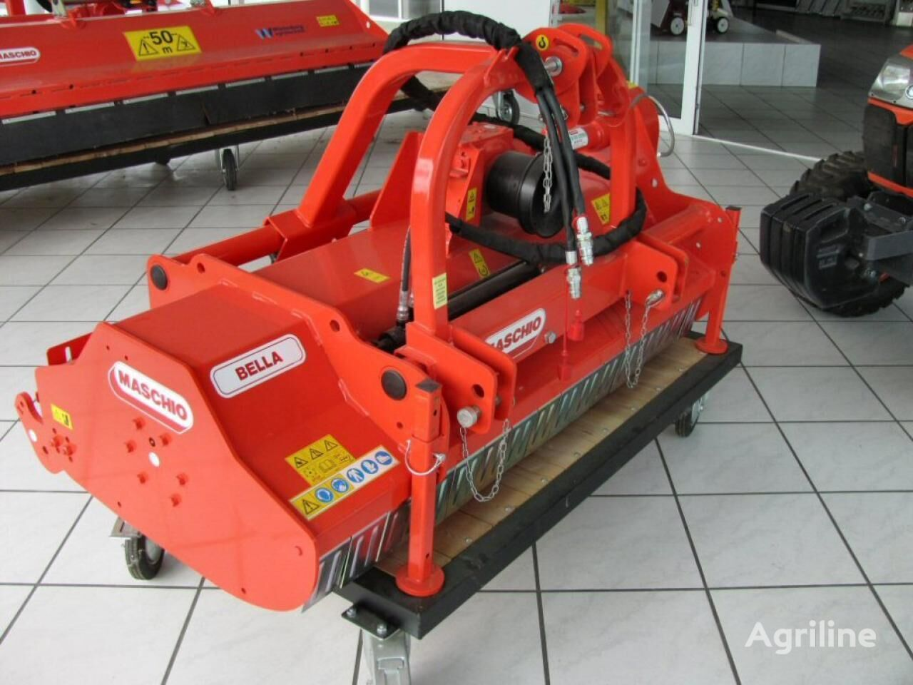 new MASCHIO Bella 1550 mulcher