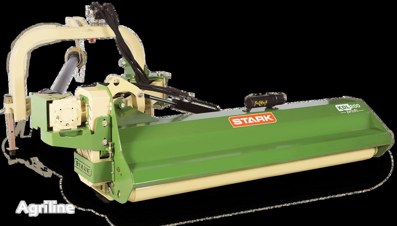 new STARK GIRAFFA PROFI KDL 200 mulcher