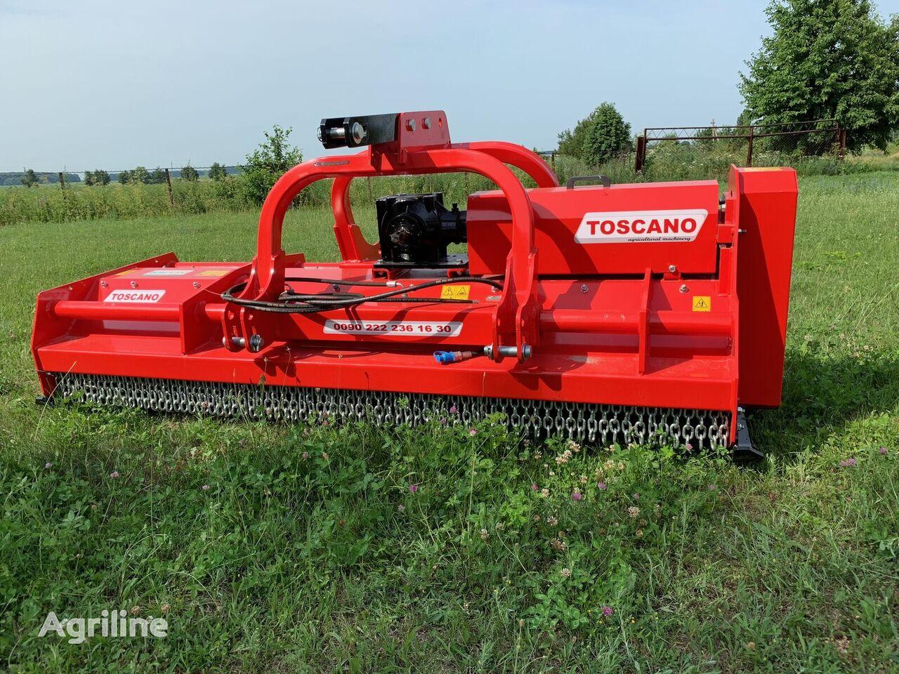 new TOSCANO DPKC-03 2400 mulcher