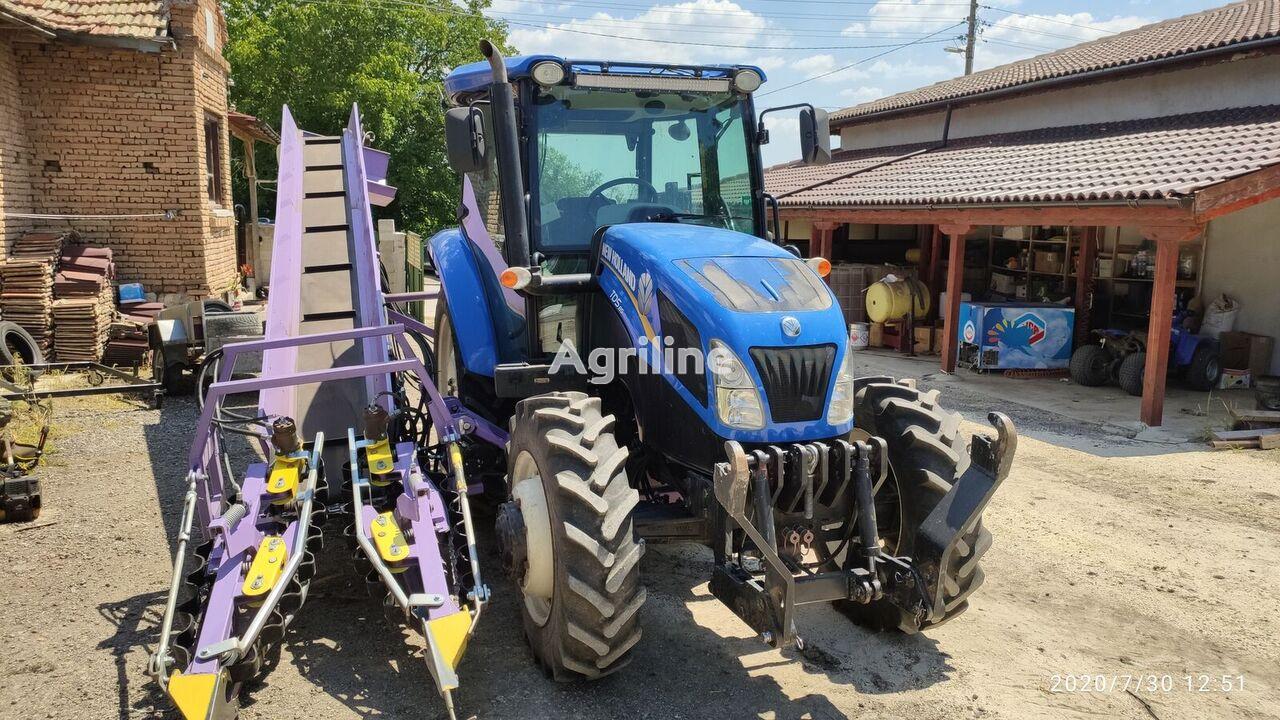 Madara Agro lavender harvester other farm equipment