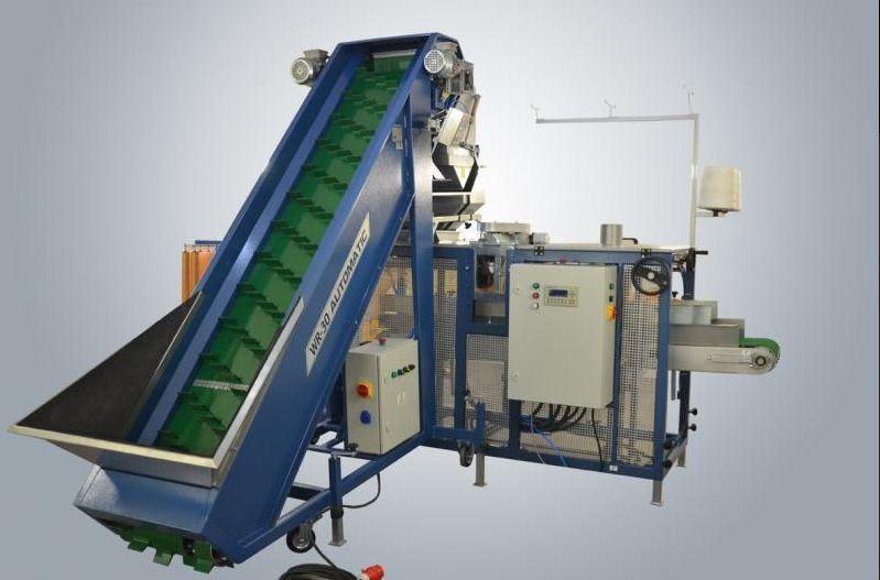 Vesovoy dozator dlya ovoshchey+upakovshchik v rashel-meshki packing machine