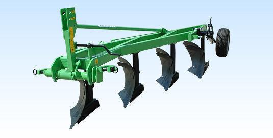new BOMET plough