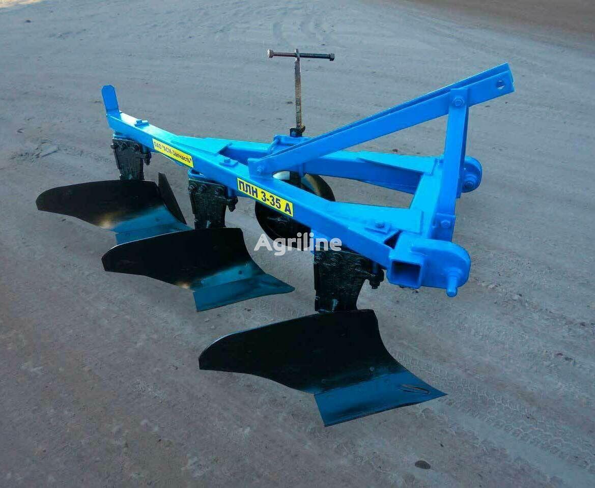 new PLN 3-35 plough