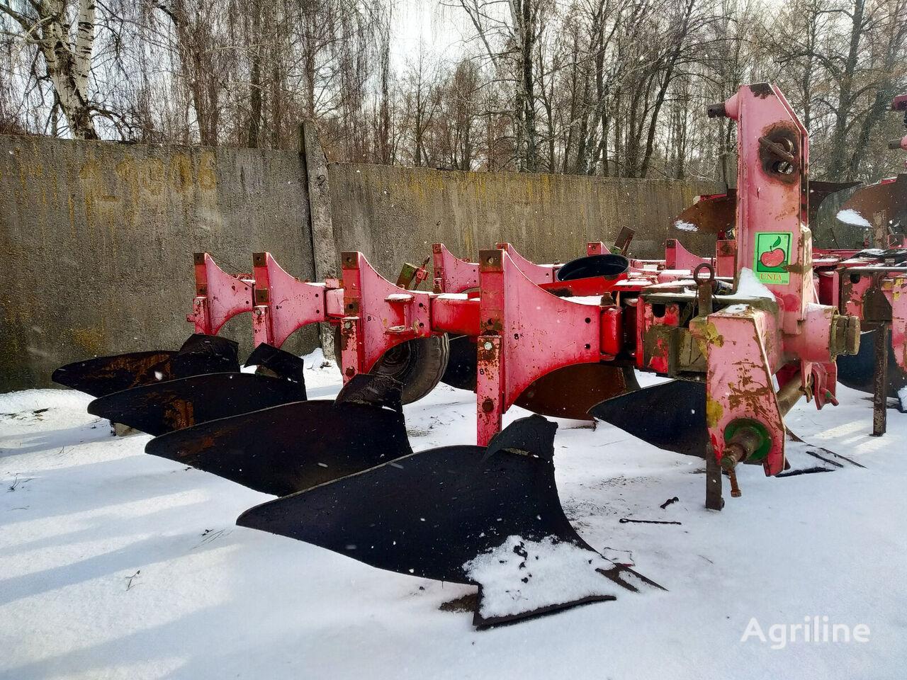 UNIA IBIS 4+1 plough