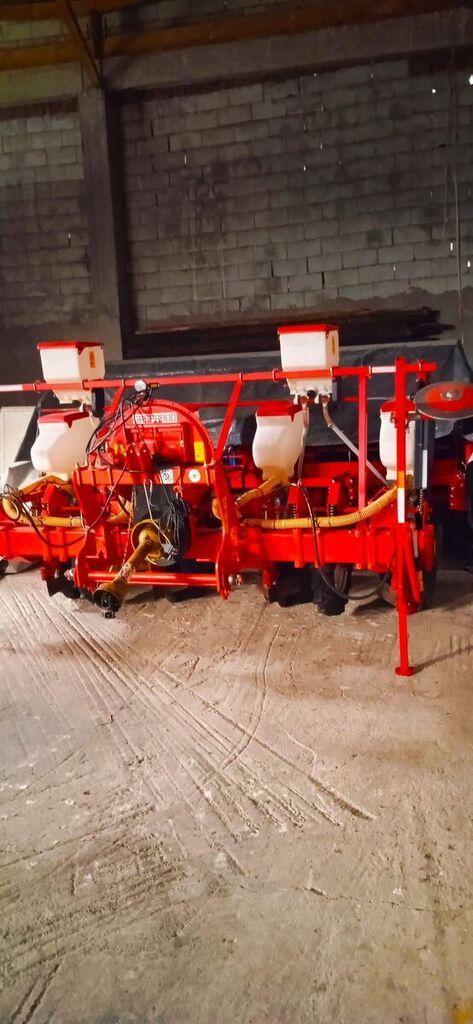 GASPARDO MT pneumatic precision seed drill