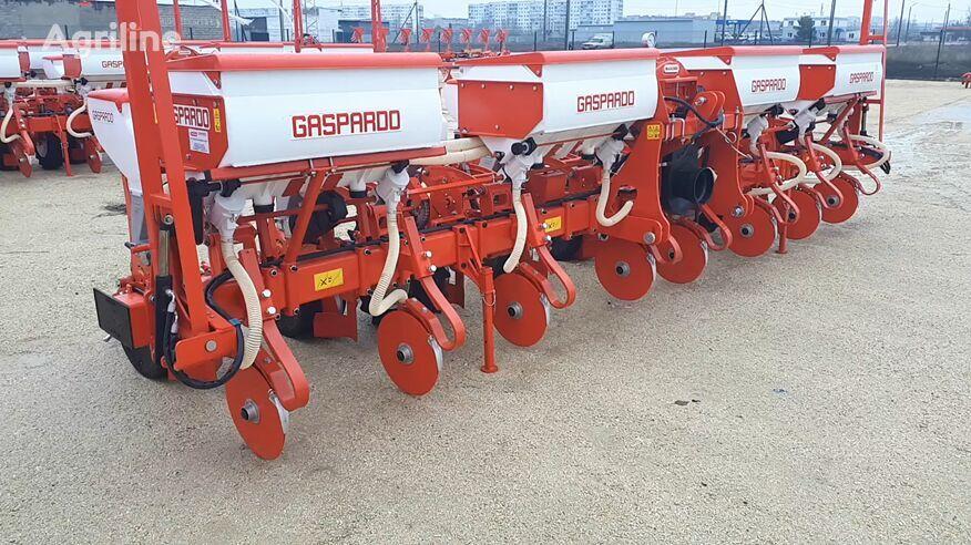 new GASPARDO MTR 8 pneumatic precision seed drill