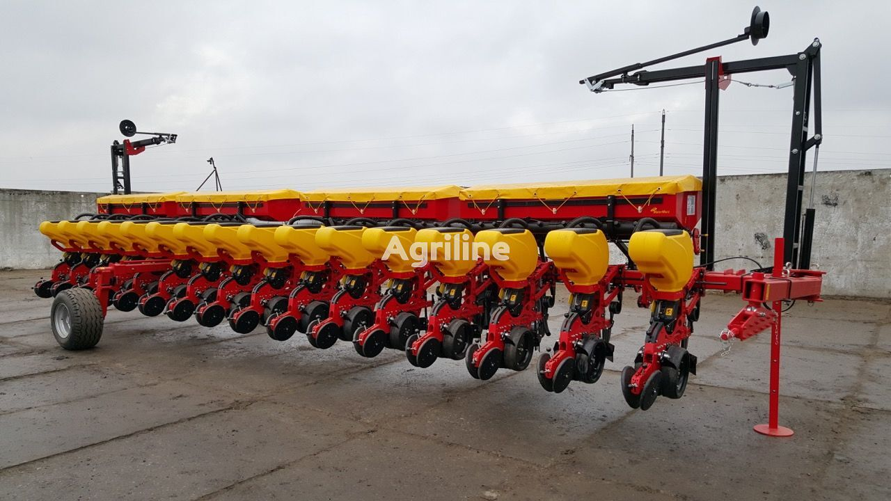 new MATERMACC MS 8100 Super L  pneumatic precision seed drill