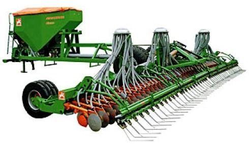 new AMAZONE Citan 9 m i 12 m AKCIYa ! pneumatic seed drill