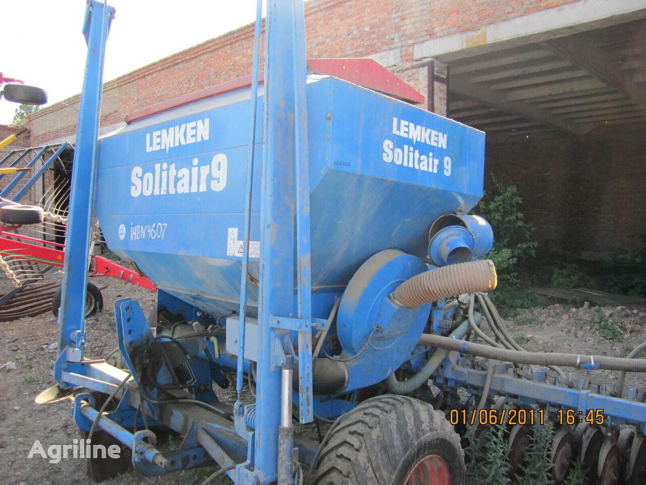 LEMKEN SOLITAIR 6 pneumatic seed drill