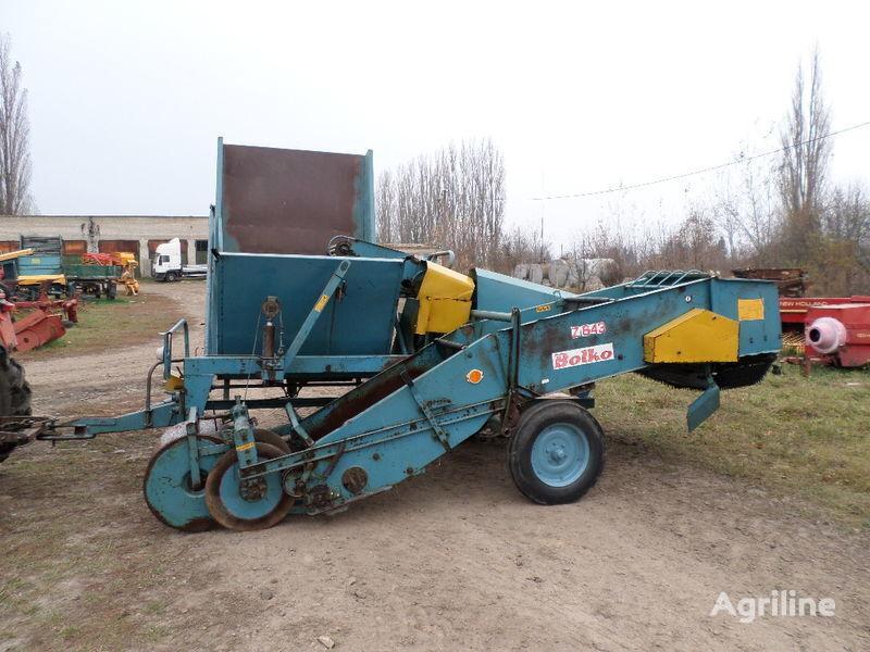 BOLKO Z-643  potato harvester