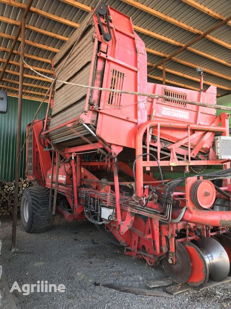 GRIMME DR 1500 potato harvester