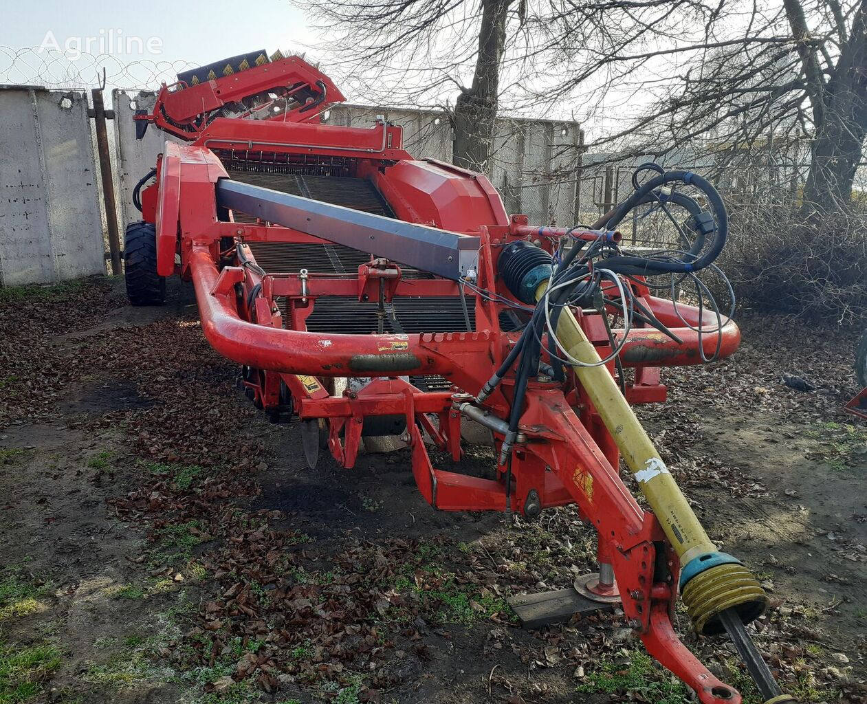 GRIMME GT 170  potato harvester