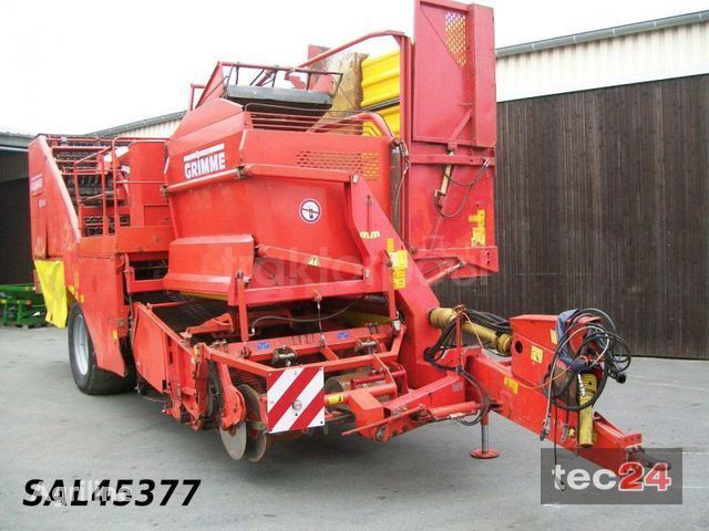 GRIMME SE 150-60 NBR potato harvester