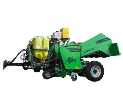 new Avr CR450M potato planter