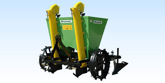 new BOMET potato planter