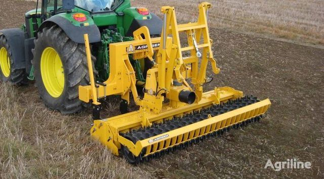 AGRISEM Combiplow Platinum power harrow