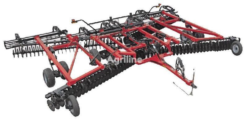 new CASE IH Diskator dlya vertikalnoy obrabotki grunta Case True-Tandem 335  power harrow