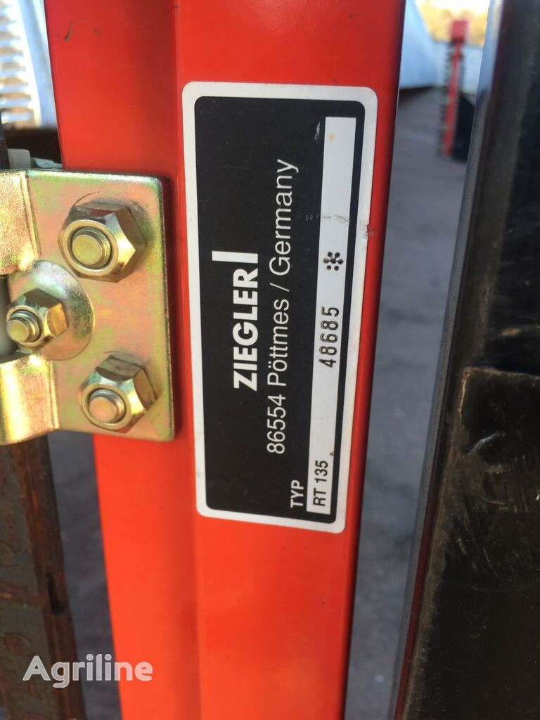 ZIEGLER John Deere 630 R rape cutter