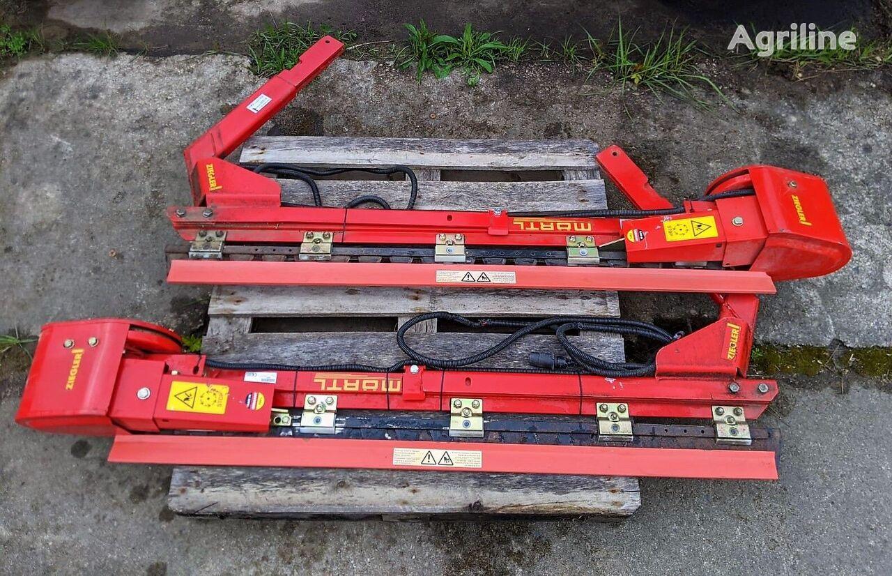 ZIEGLER RT135-E-12-R rape cutter