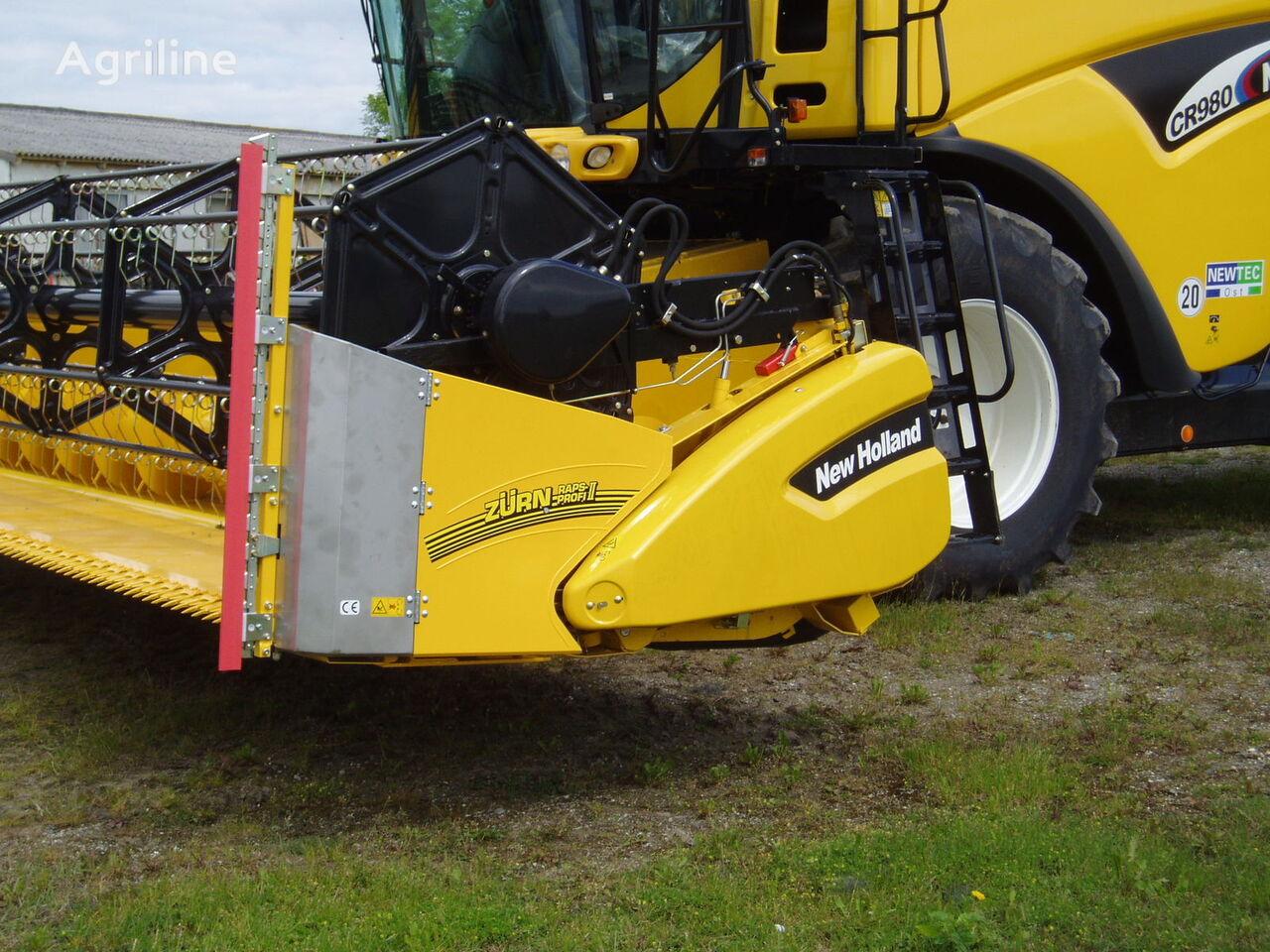 new ZURN  na zhatke  New Holland 740CF Superflex /ripakoviy stil  rape cutter