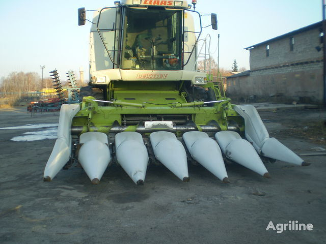 CLAAS CONSPEED 6-70 FC reaper