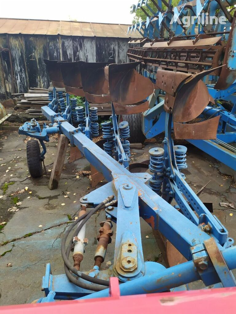 RABE reversible plough