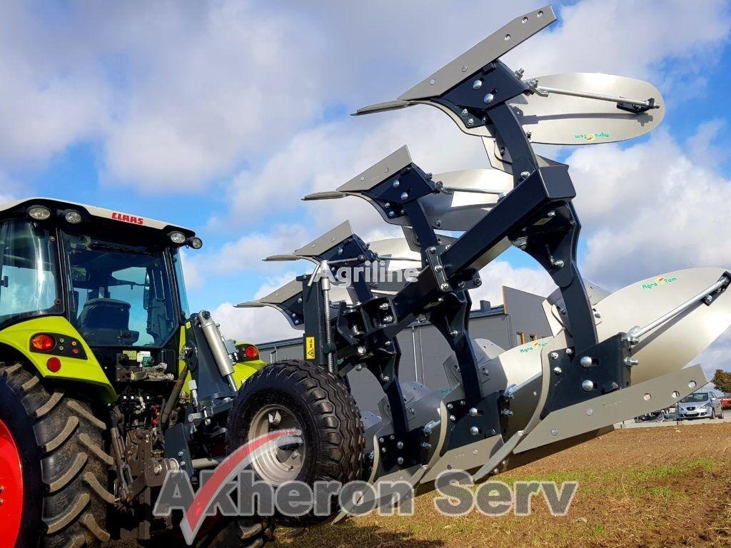 Agro-Tom  DSK 4 reversible plough