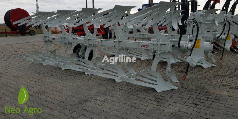 new ERMO Evolution 155 reversible plough