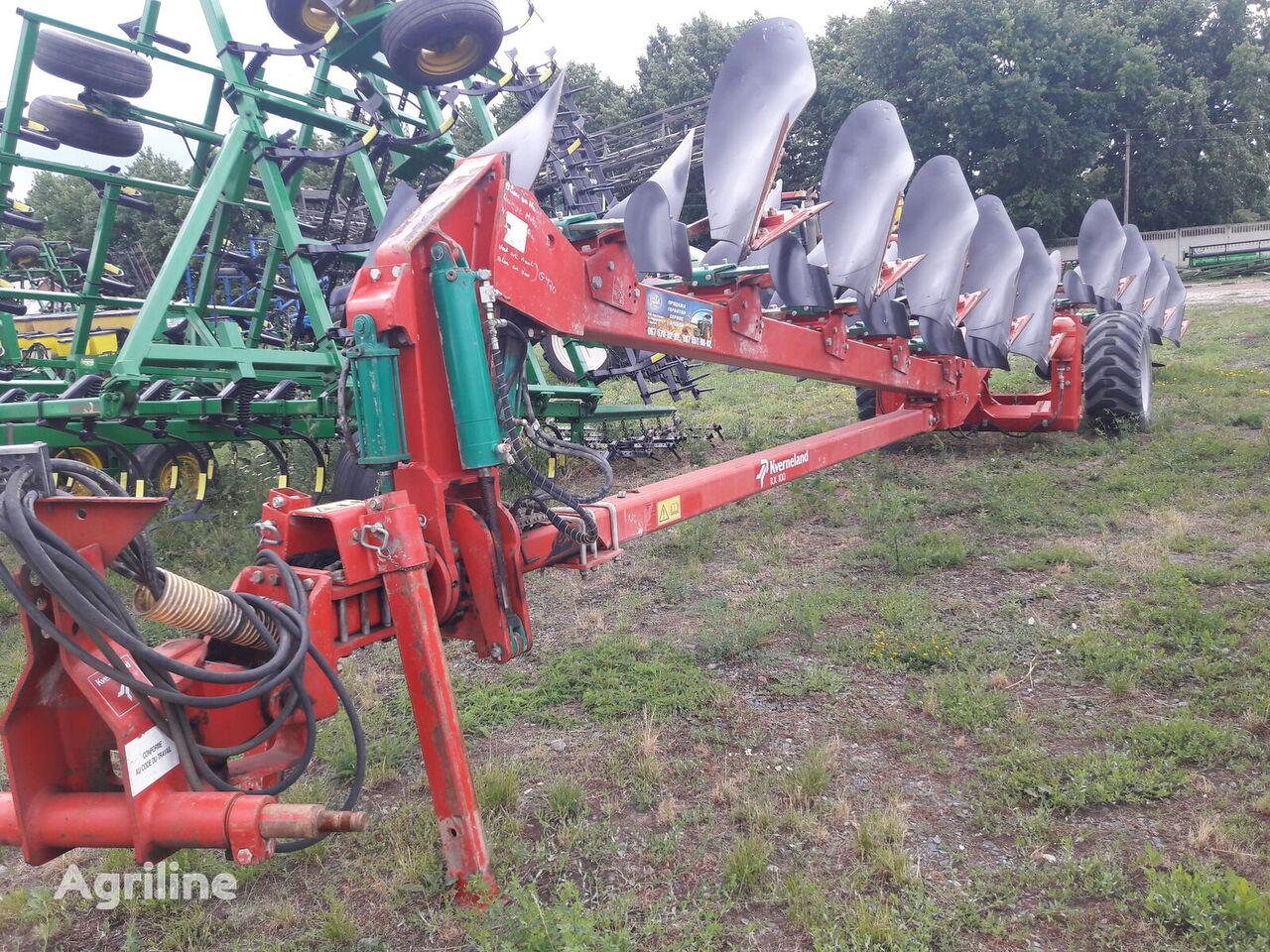 KVERNELAND Kverneland RX100  10k (8+1+1) reversible plough