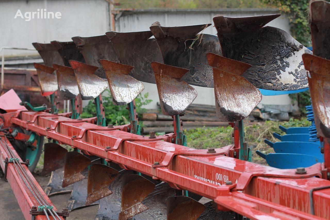 KVERNELAND RB 100 reversible plough