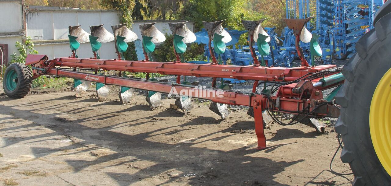 KVERNELAND RB-100 reversible plough
