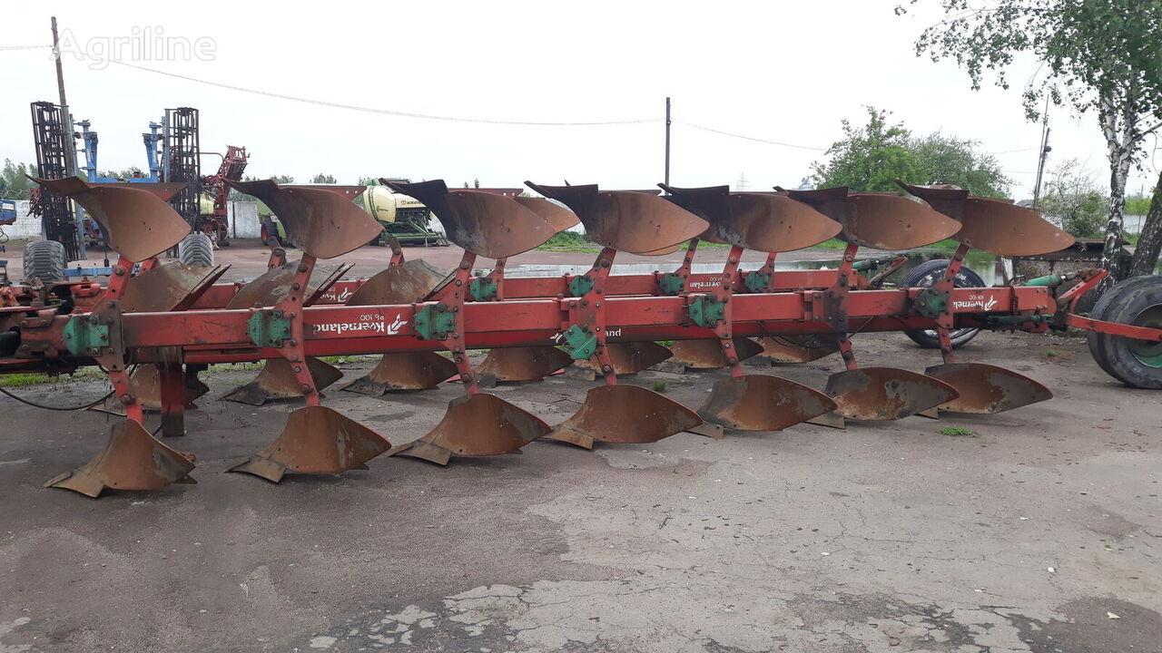 KVERNELAND  RB100 reversible plough