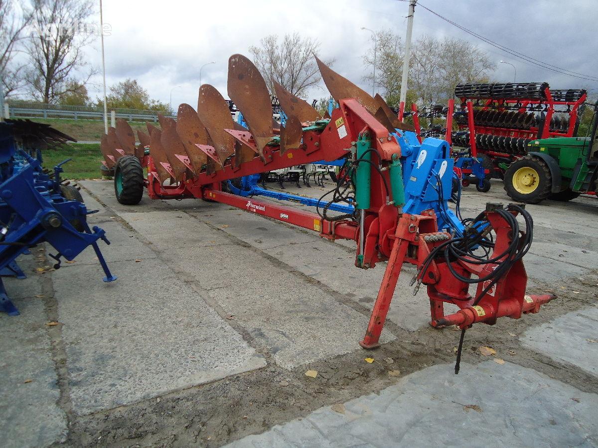 KVERNELAND RX100, 8 (5+3) korp., Cena s NDS reversible plough