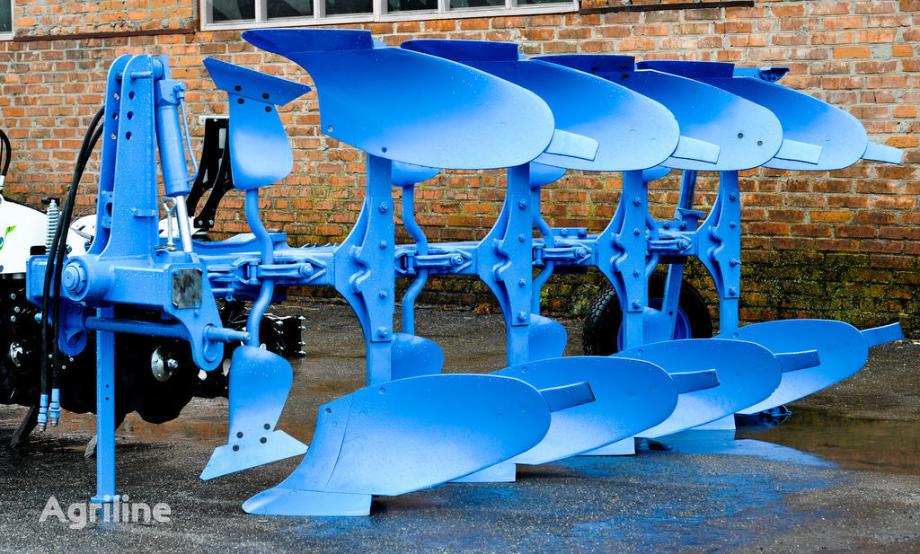 LEMKEN reversible plough