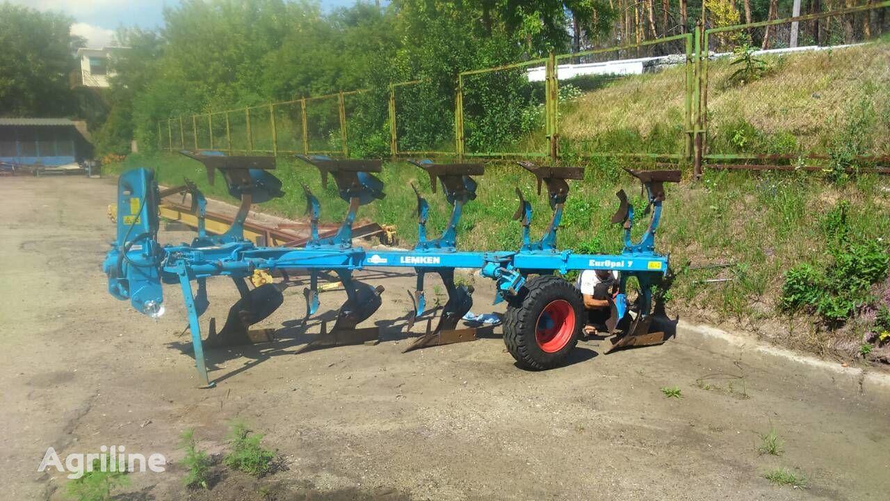 LEMKEN EUROPAL 7 5 KORPUSOV (4+1) reversible plough
